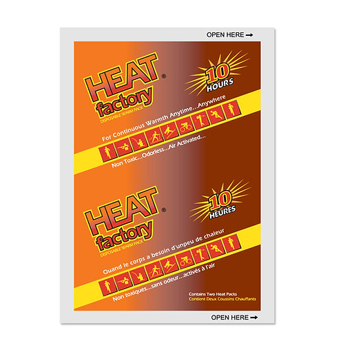 Mini Warmers - Heat Factory