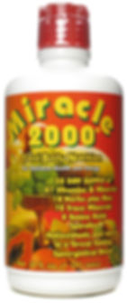 Century Systems Miracle 2000 vitamin supplement