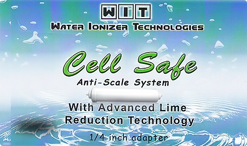 Cell Safe Anti-Scale Hard Water Filter