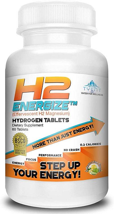 H2 Energize Hydrogen Tablets
