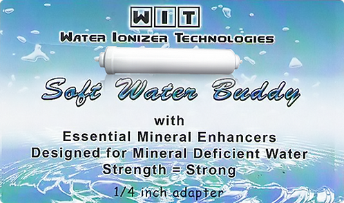 """Soft Water Buddy' Remineralization Filter"