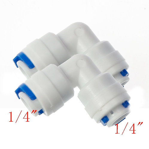 """1/4"""" Tube Quick Connect Fittings"""