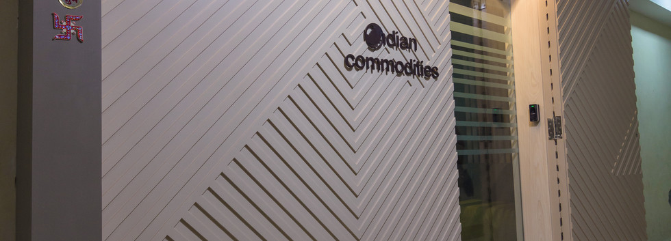 Indian Commodities, Nariman Point