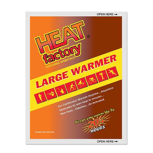 Large Wamer - Heat Factory