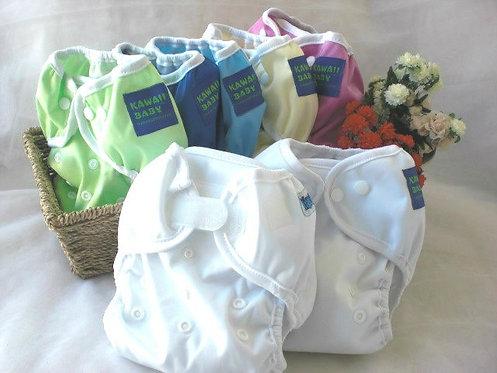 12 x Happy Leak-Free Diaper Covers