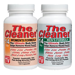 Century Systems the cleaner men women 14 day ultimate body detox