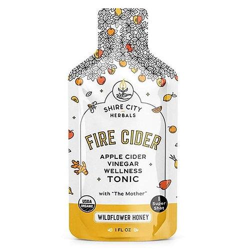 12-PackSuper Shot -Wildflower Honey (Original) Portable Health Tonic