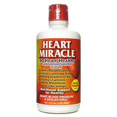Century Systems Heart Miracle health supplement