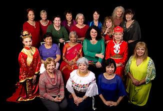 Fiestaville Multicultural Community Choir   women's choir Sydney