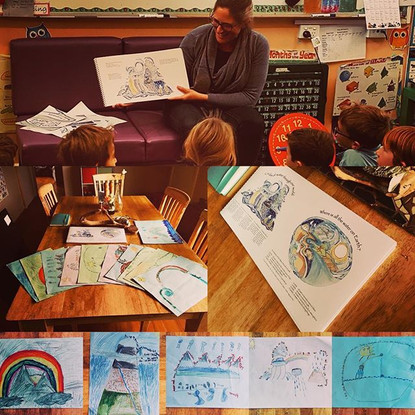 It was an honour to read #whenwaterlostherway to the Grade 2's _NewhavenCollege earlier this month.jpg