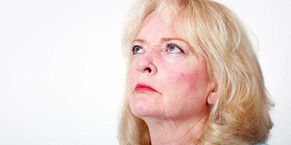 Краснеющее лицо: розацеа, периоральный дерматит и другие состояния