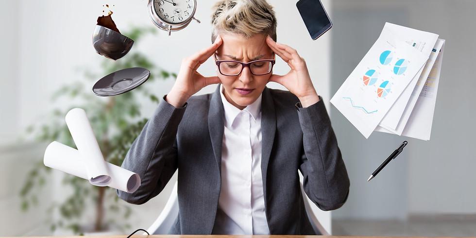 Объять необъятное: как не дать перегрузке и стрессу себя победить