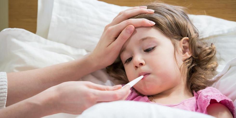 НМО. Лихорадка в период пандемии COVID-19. Ключевые возможности использования жаропонижающих средств