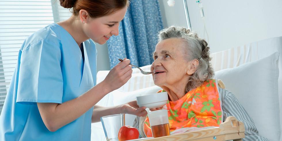 НМО. Коммуникация с пациентами с деменцией