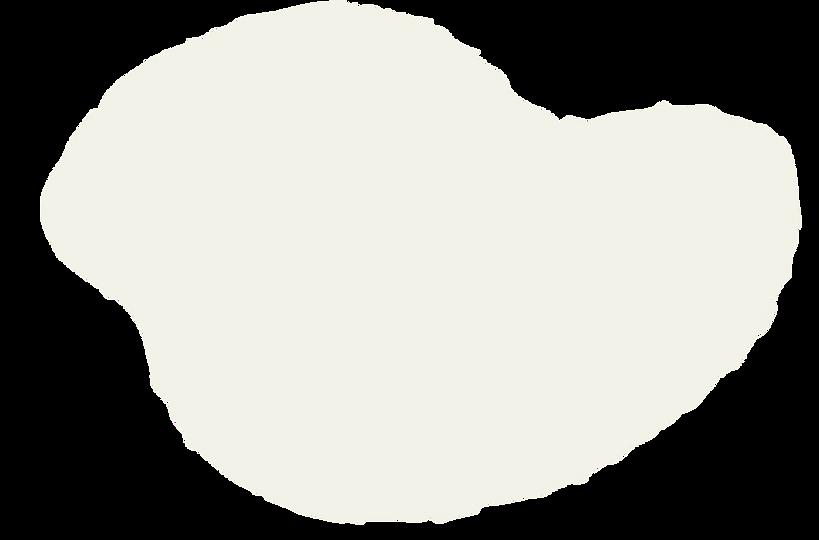 cream decorative element
