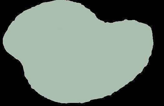 light green decorative element