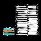 cloth nappy Versus disposables illustration