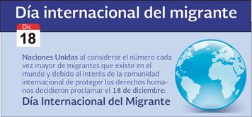 COMUNICADO | EN FAVOR DEL RESPETO IRRESTRICTO A TODOS LOS MIGRANTES