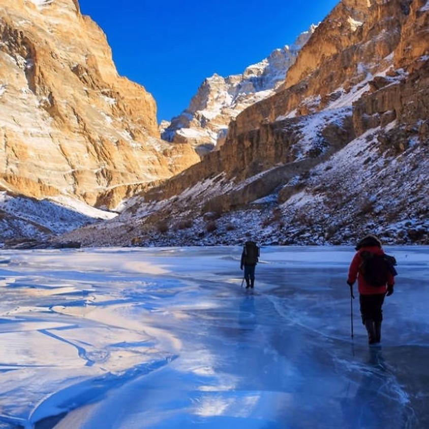 The Frozen Zanskar - Chadar Trek