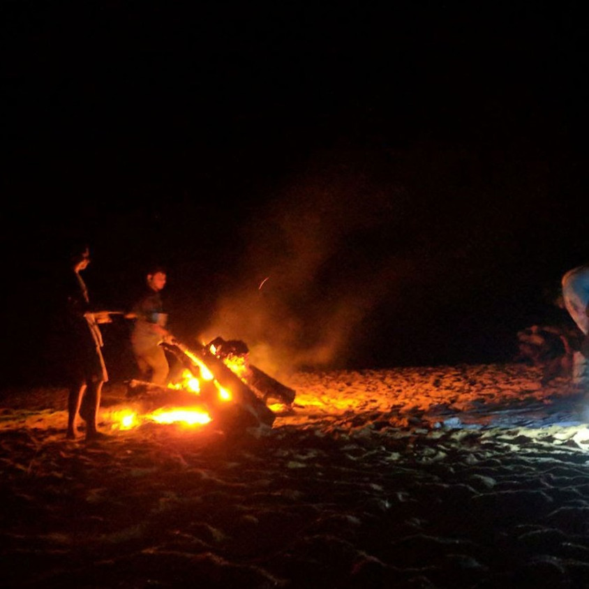 New Year Kayaking & Beach Camping @ Mangalore