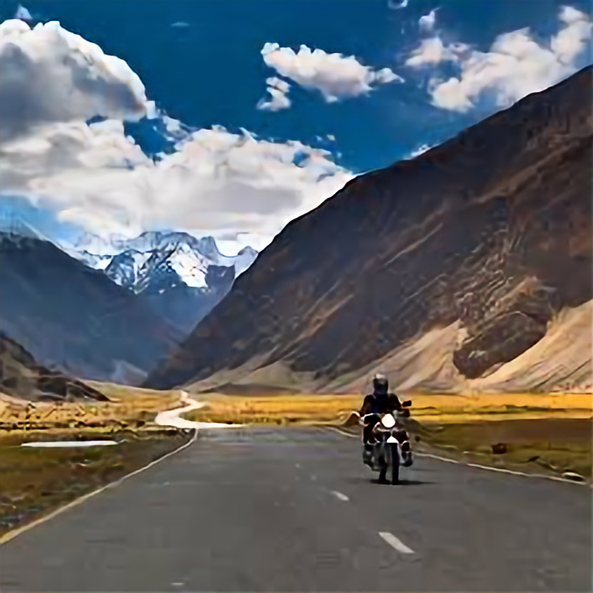 A Motorcycle Expedition to Kashmir & Ladakh
