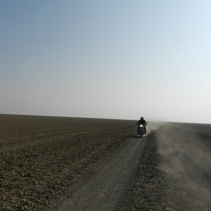 Motorcycle Ride to The Rann of Kutch