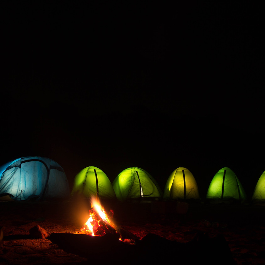 New Year Camping @ Rachakonda Hills