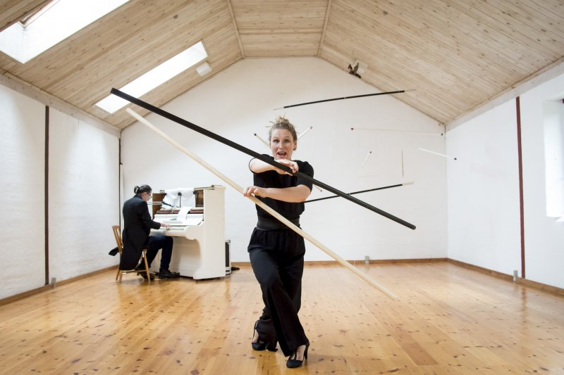 Rehearsals Ryde Denmark