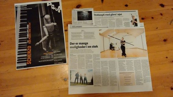 Danish press