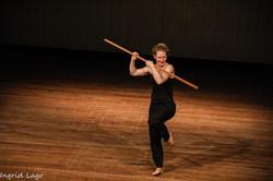 Performance at FILTE Bahia Festival