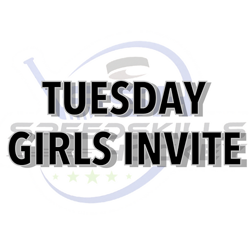 Tuesday Girls Invite