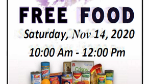 Next Pantry Day (Nov 14th)