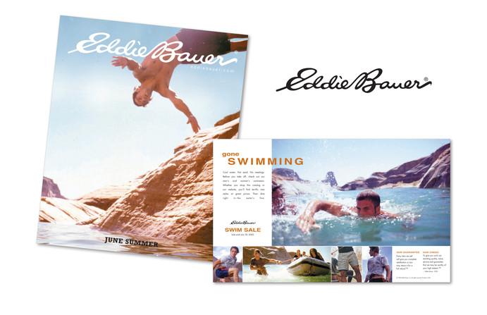Eddie Bauer Catalog