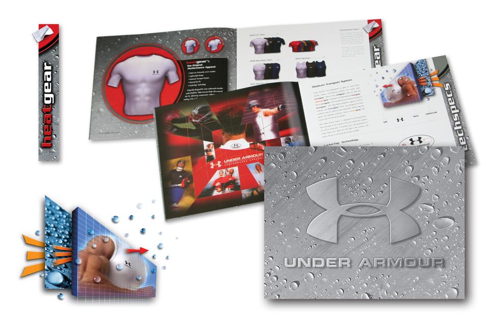 Under Armour Catalog