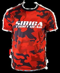 Sibiga Fight Gear Camo T-Shirt