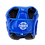 Thumbnail: Leather Open Face Headguard-Blue