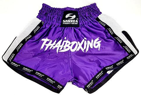 Muay Thai Shorts-purple