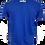 Thumbnail: Cotton T-shirt Blue