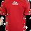 Thumbnail: T-shirt Dark Red