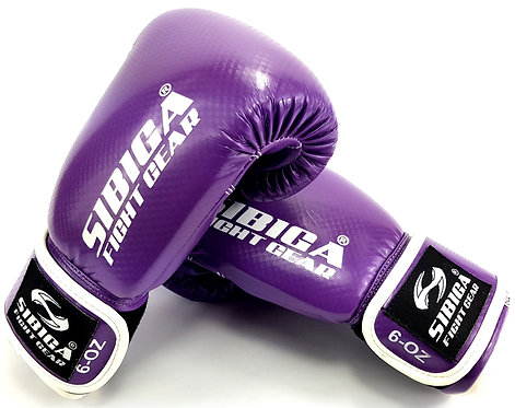 Kids Boxing Gloves- Purple