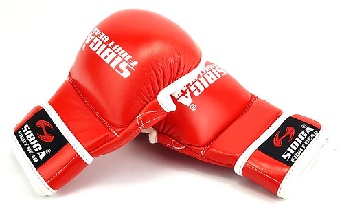 MMA Sparring Gloves-Red