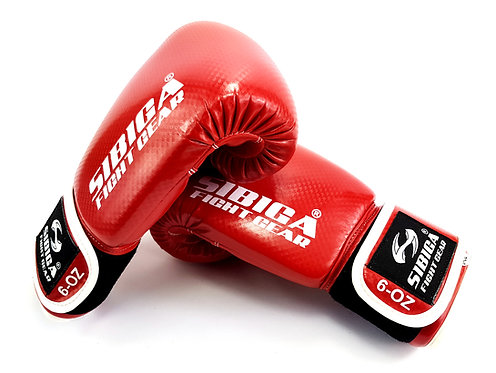 Kids Boxing Gloves-Red