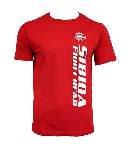 T-shirt Dark Red