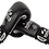 Thumbnail: Leather Boxing Gloves Black/Silver