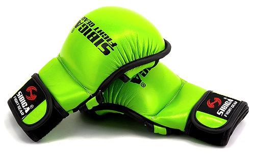 MMA Gloves-Green