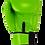 Thumbnail: Leather Thai Gloves-Green