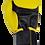 Thumbnail: Leather Boxing Gloves-Yellow/Black