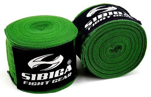 5 Metres Elastic Hand Wraps-Dark Green