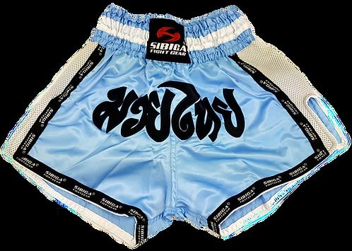 Muay Thai Shorts-Light Blue