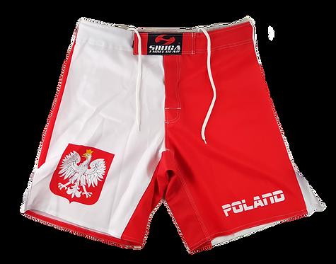 MMA Shorts-Poland
